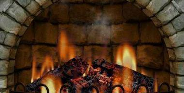 3D Realistic Fireplace 5.9