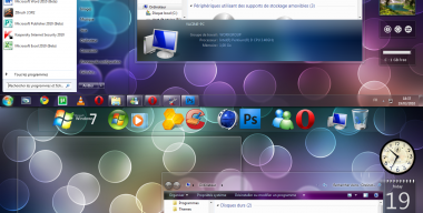 Aero x clean version for win7