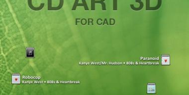 CD Art 3D