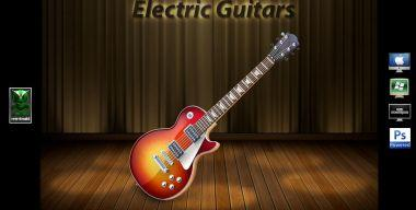 GB Series - Electric Guitars
