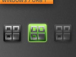 Windows 7 Start Orb 1