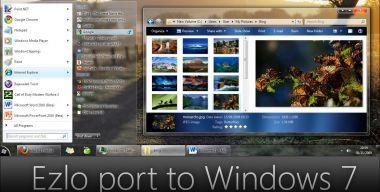 Ezlo port to Windows 7