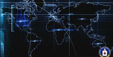 Карта ЦРУ