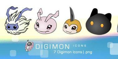 Digimonicons