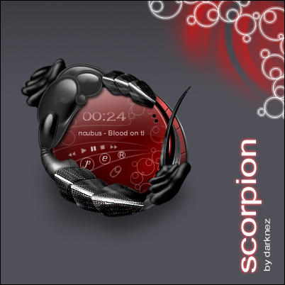 Scorpion xion