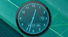 Sirus Clock