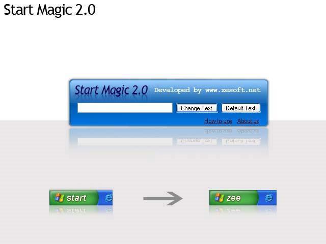 Start magic