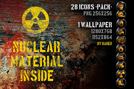 Nuclear Material Inside by me