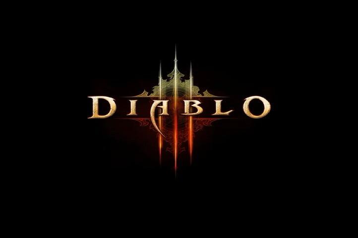 Diablo 3 лого