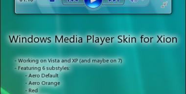 Xion WMP Skin