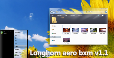 Longhorn aero bxm v1.1