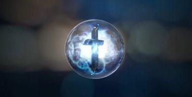 Крест в шаре