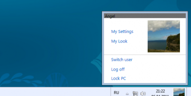Taskbar UserTile Alpha 7.1