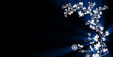 Сияющий цветок