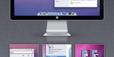 Mac OS X Lion Inspirat DP3