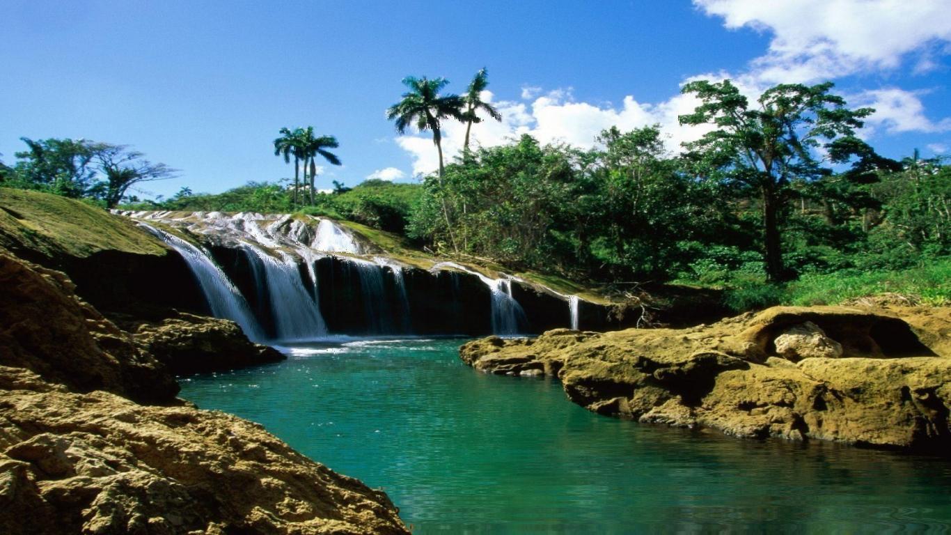 Каскад-водопад - новая...