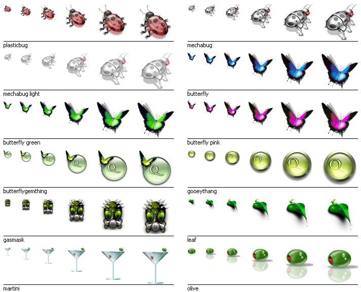 Liquisoft Icons