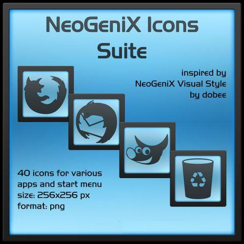 NeoGeniX Icon Suite