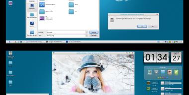 Frankie Visual Style для Windows XP