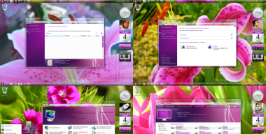 Purple dream 7 plus for Windows 7