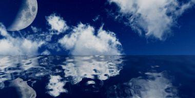 Полуночное море