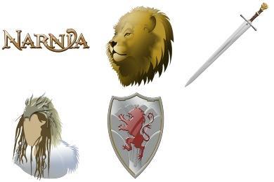 Narnia Icons