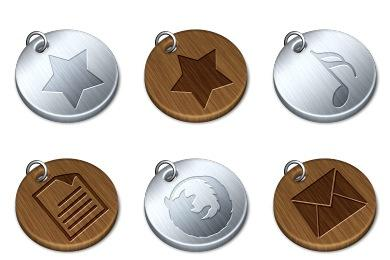 Tokens Icons