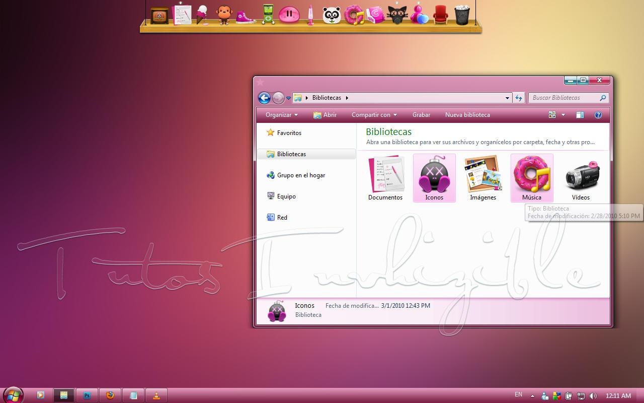 Красивое Оформление Windows 10