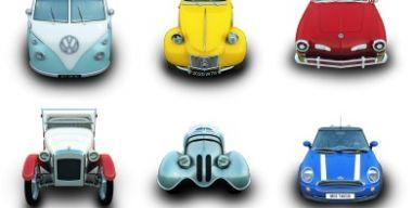 Cars Icons2