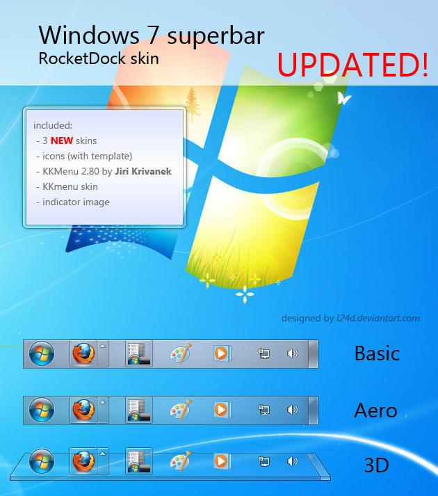 Superbar updated