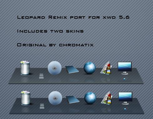 XWD Leopard Remix