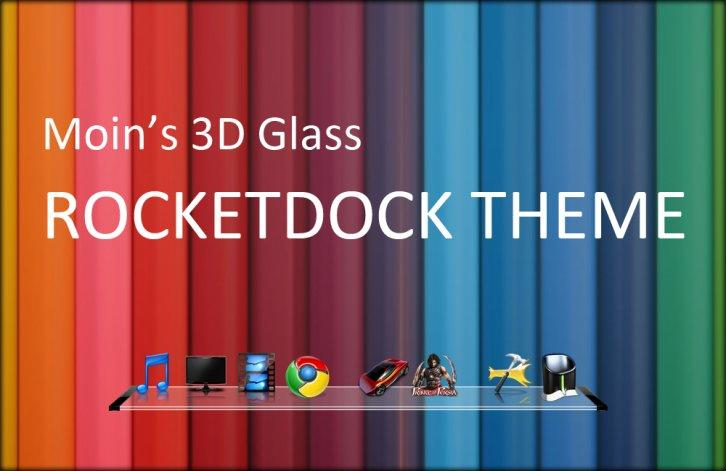 Moin's 3D Glass