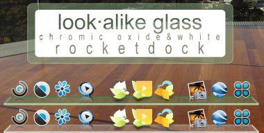 look alike glass
