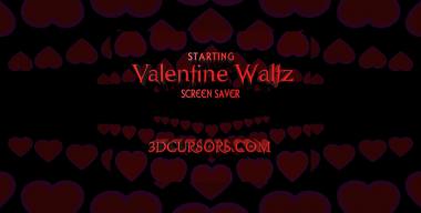 Valentine Screensaver
