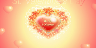 Valentine`s Day Elefun-desktops