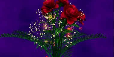 Valentinstag 3D Bildschirmschoner
