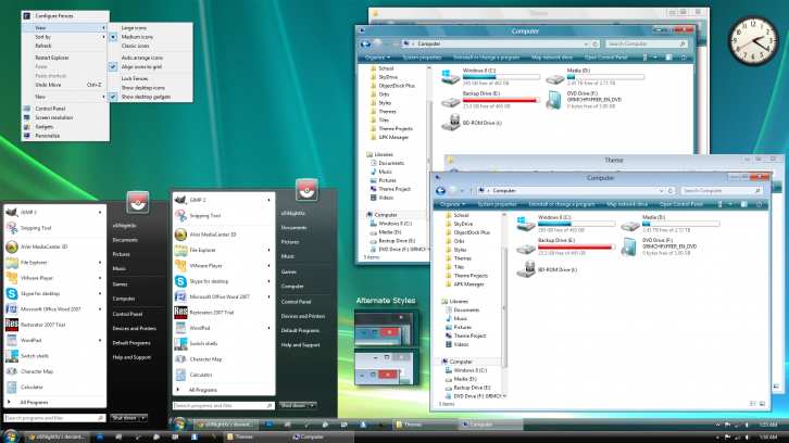Windows Vista Vs v.5