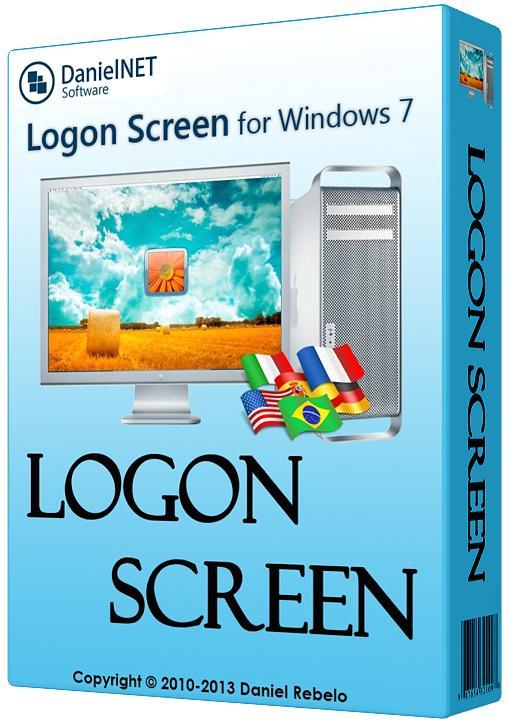 Logon Screen 2.56 MLRus