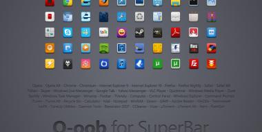 Q-oob for SuperBar