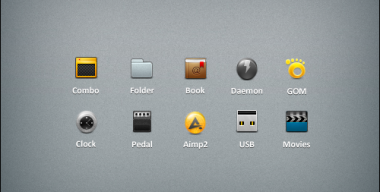Ten icons pack3
