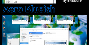 Aero Blueish for Windows 7