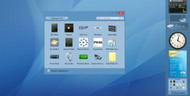 8GadgetPack - гаджеты для windows 8