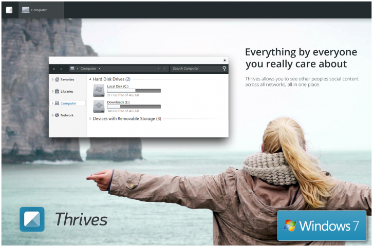 Win 7 - Thrives