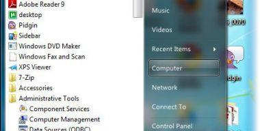 Windows Start Menu Vistart 8