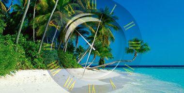 Часы_Тропики