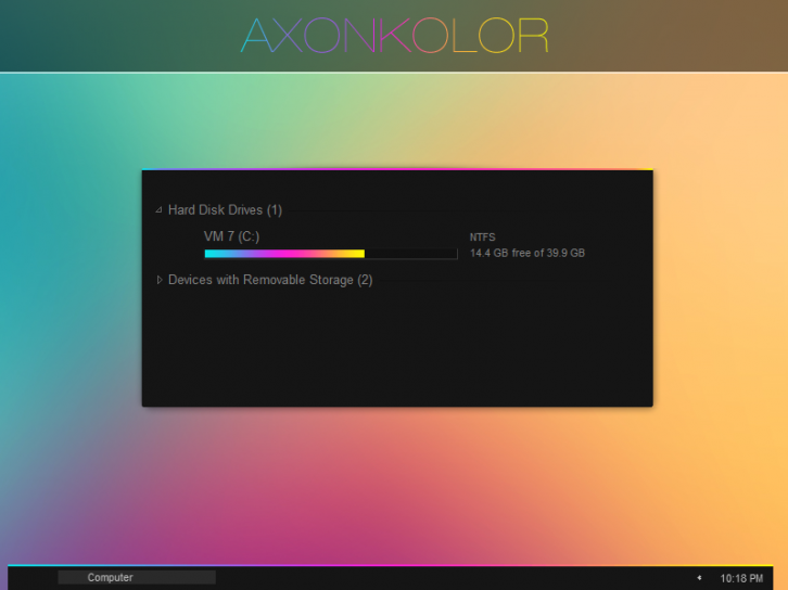 Axonkolor 7
