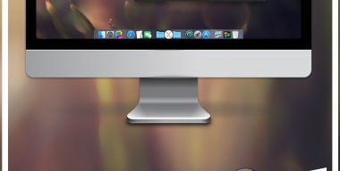 Mac OS X Yosemite Black Skinpack For Win 7/8/8.1