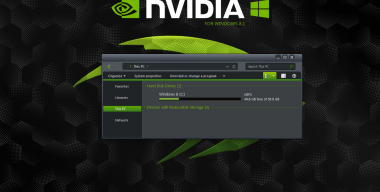 nVidia for Windows 8.1