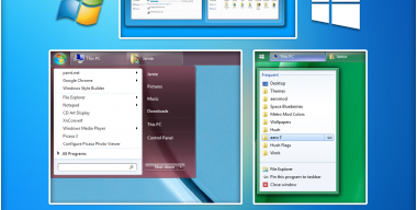 Windows 7 on Windows 8.1