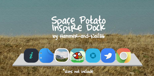 Space Potato Dock